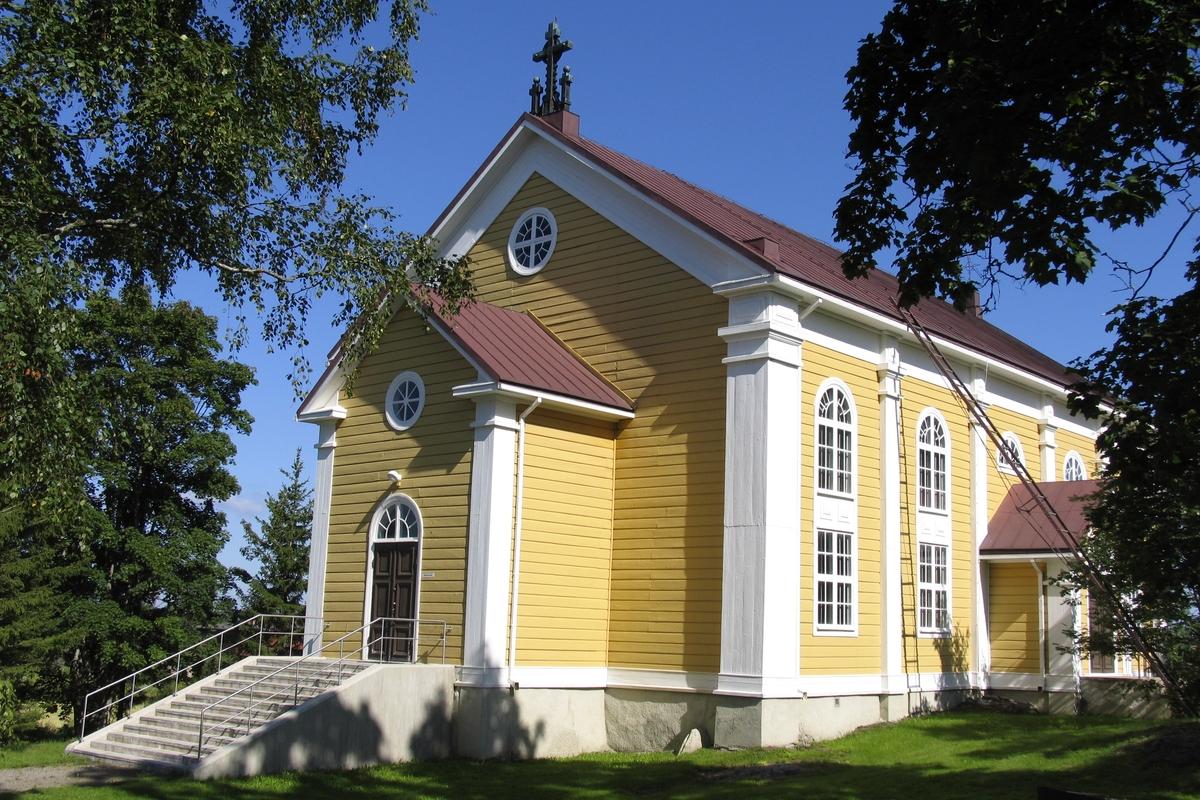 Kuhmalahden kirkko