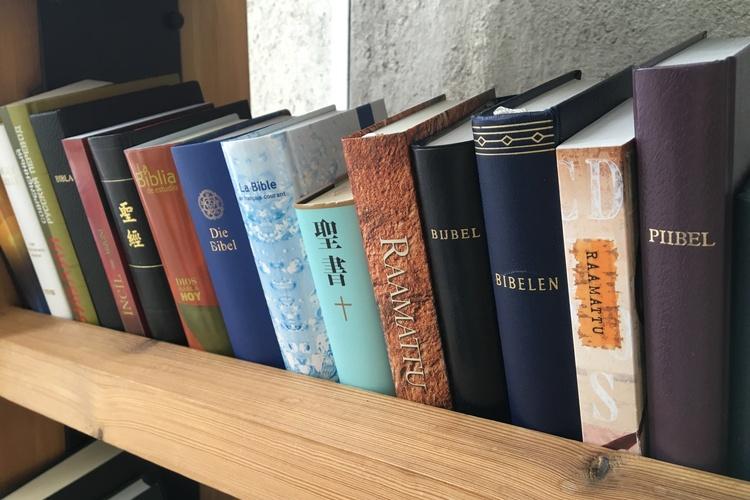Raamatun äärellä - Kangasalan seurakunta
