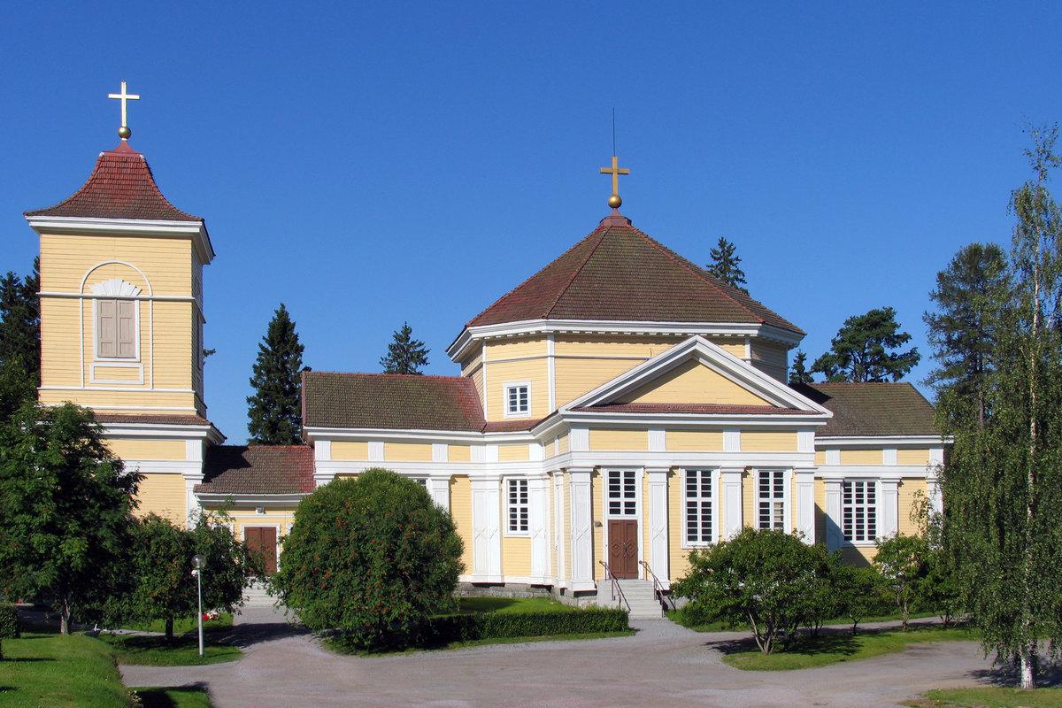 Sahalahden kirkko