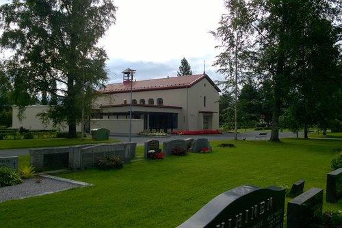 Huutijärven kappeli - Kangasalan seurakunta