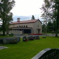 Huutijärven kappeli