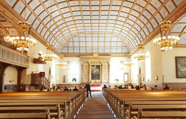 Kangasalan kirkko on Suomen saavutettavin - Kangasalan seurakunta